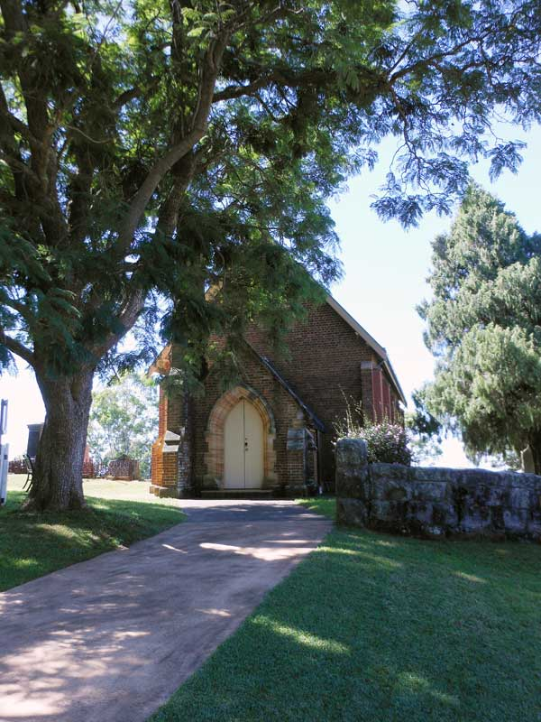 St Stephen's Anglican Church Kurrajong