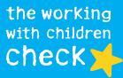Working With Children Check Logo